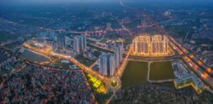Vinhomes Smart City - thắp sáng bất động sản bờ Tây Hà Nội nhờ vị trí siêu kết nối và hệ thống tiện ích cao cấp