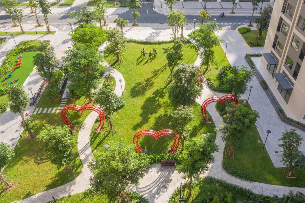 """Cư dân Sapphire 2 hưởng trọn hệ sinh thái """"xanh"""" từ dự án Vinhomes Smart City"""