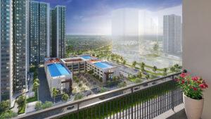 """Vinhomes Smart City tiên phong xu hướng """"nhà gần trường"""""""