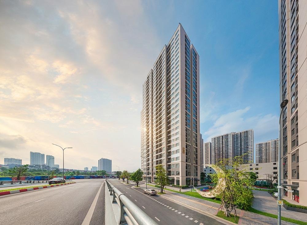 Tòa căn hộ dịch vụ cao cấp Gateway Tower - Vinhomes Smart City