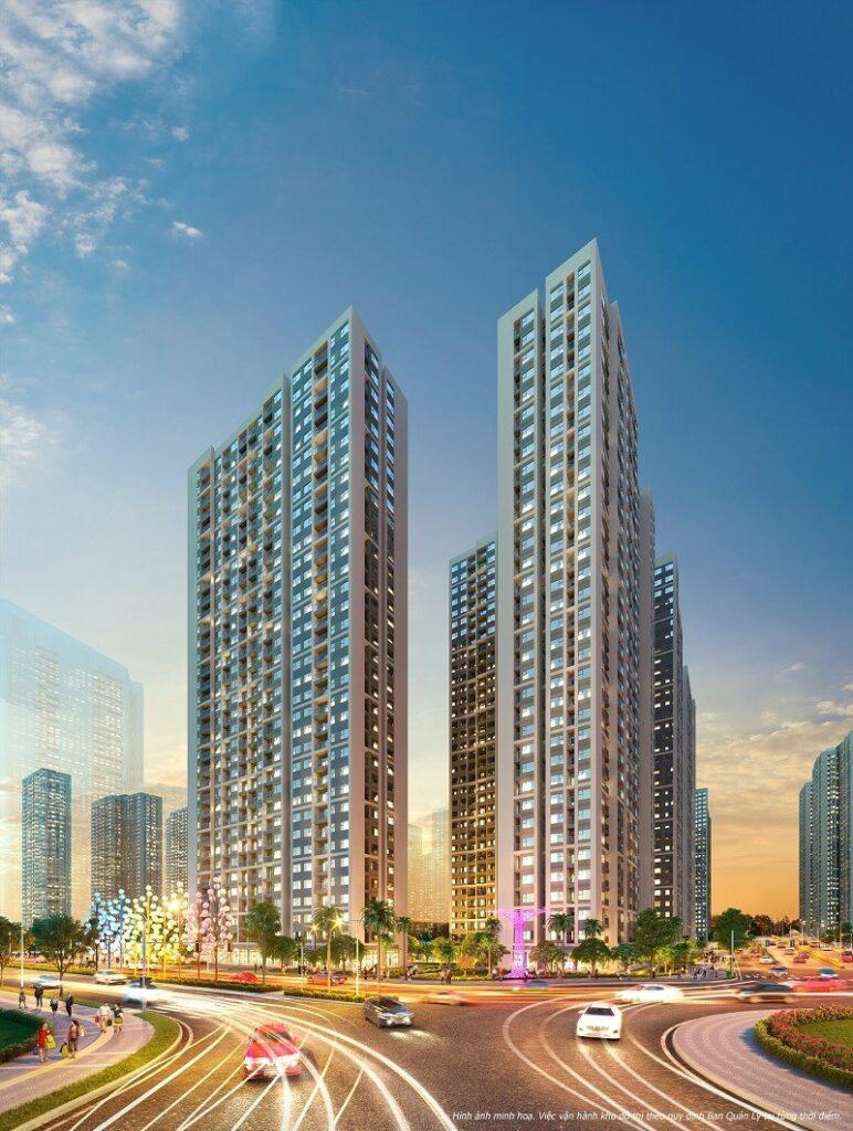 Nhà đầu tư thông thái thảnh thơi hưởng lợi từ Gateway Tower - Vinhomes Smart City